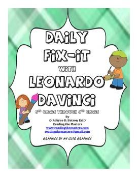Daily Fix-It with Leonardo DaVinci