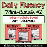 """Daily Fluency"" Intermediate-Level {Mini-Bundle #2}"