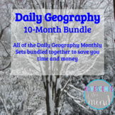 Daily Geography Growing Bundle