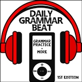 Daily Grammar Beat: Using Song Lyrics to Practice Grammar + More