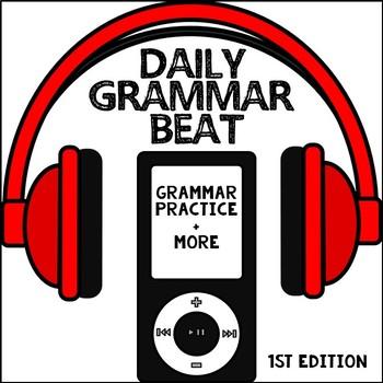 Daily Grammar Beat: Using Song Lyrics to Practice Grammar + More