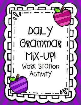 Daily Grammar Practice (Workstation)