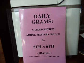 Daily Grams: Guided Review Aiding Mastery SkillsISBN# 0-93