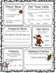 Language Arts Daily Practice for Second Grade (December an