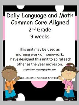 Daily Language & Math Free