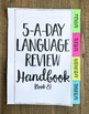 8th Grade Daily Language Spiral Review | Morning Work