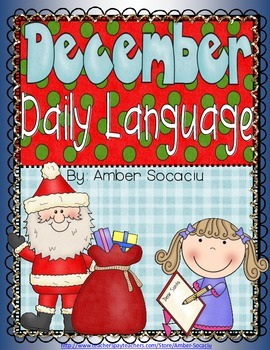 Daily Language Review for December
