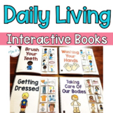 Daily Living Interactive Books (Life Skills)