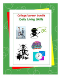 Daily Living Skills College and Career Bundle Pack