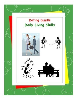 Complete Dating Workbooks Bundle Pack-Daily Living Skills