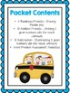 Daily Math Journal Prompts for Word Problem Situations 1.OA.1