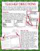 Daily Math Jump Start: December {2nd Grade}