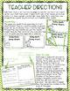 Daily Math Jump Start: March {2nd Grade}