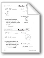 Daily Math Practice (Grade 1/Week 32)
