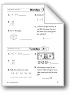 Daily Math Practice (Grade 2, Week 31)