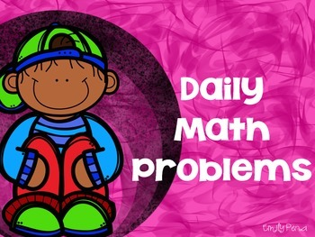 Daily Math Problems