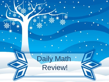 Daily Math Review 1