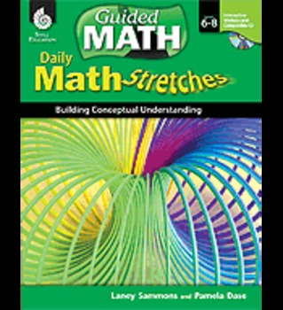 Daily Math Stretches: Building Conceptual Understanding: L