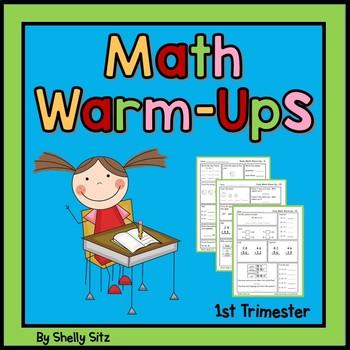Math For Second Grade--First Trimester