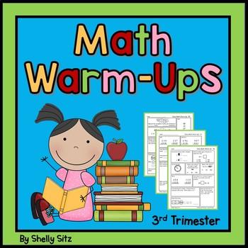 Math for Second Grade-Third Trimester