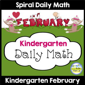 Morning Work | Kindergarten February