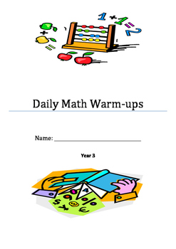 Daily Maths Warm Ups