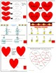 Daily Multiplication Packets for a Month with Valentine an