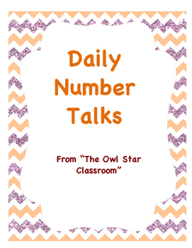 Daily Number Talks