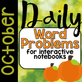 Daily Problem Solving [October]
