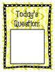 Daily Reflection Bubbles & Today's Question
