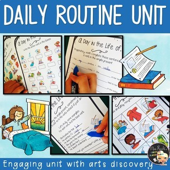 Daily Routine - A Day in the life of a boy/girl by Norman