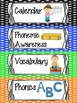 Daily Schedule Cards for Primary Grades!  Fun and Colorful