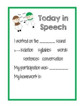 Daily Speech Update