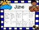 UPDATED Daily Summer Activities K/1: A Daily Activity Keep