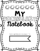 Daily Vocabulary Graphic Organizers {Common Core Aligned}