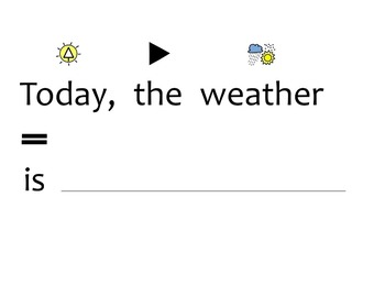 Daily Weather Activity