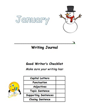 Daily Writing Journal Prompts