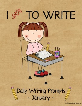 Daily Writing Prompts for January