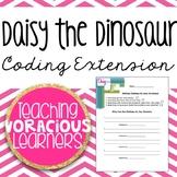 *FREEBIE* Daisy the Dinosaur Coding Extension Activity