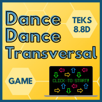 Dance Dance Transversal - PowerPoint Game