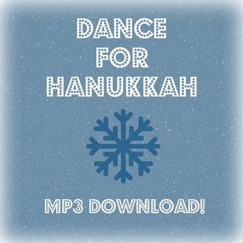 Dance for Hanukkah: Movement Song MP3