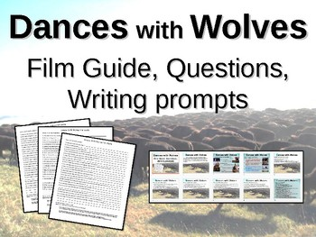 Dances with Wolves (25 questions, four writing prompts, ch