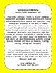 Dancing Raisins Integrated Unit (Reading, Writing, Science