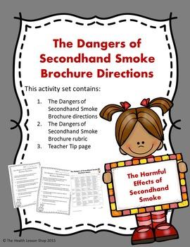 Dangers of Seconhand Smoke Brochure