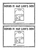 Daniel in the Lion's Den reader