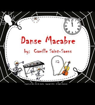 Danse Macabre - A Mysterious Spooky Tale Told Through Musi
