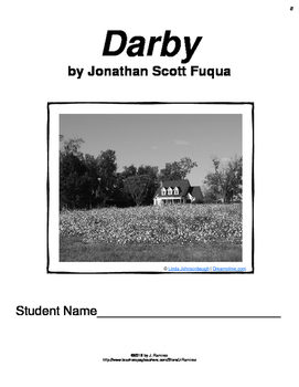 Darby (Jonathan Scott Fuqua) Lesson Plans, Vocabulary and