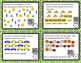 Data Analysis 1st Grade Task Cards With AUDIO!