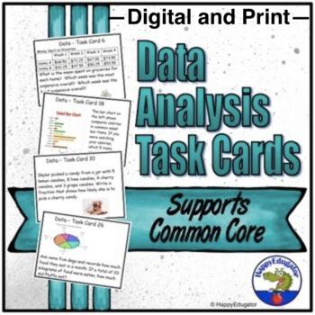 Data Analysis - Task Cards