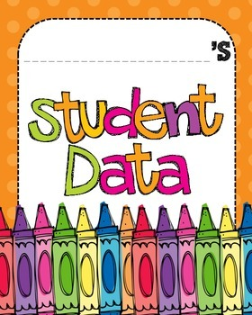 Data Binder Graphs - Second Grade (Language Arts only)